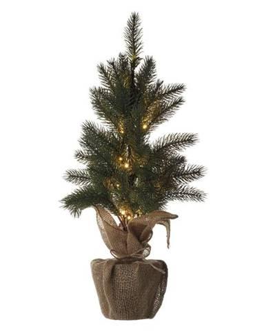 LED dekorace  Emos vánoční stromek, 52cm, 3x AA, vnitřní, teplá