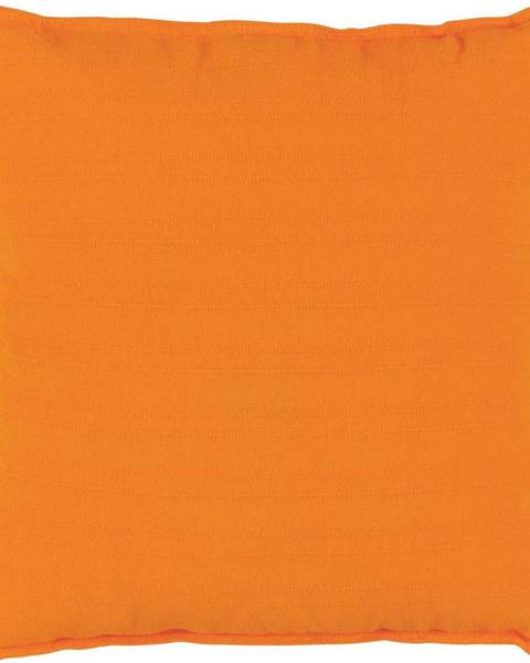 Möbelix Dekoračný Vankúš Solid One, 45/45cm, Oranžová