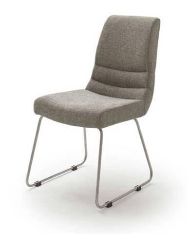 Jedálenská stolička SADIE 1 hnedá