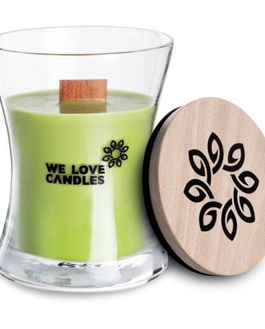 Sviečka zo sójového vosku We Love Candles Green Tea, doba horenia 48 hodín