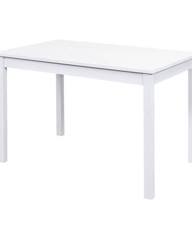 Jedálenský stôl 8848B biely lak