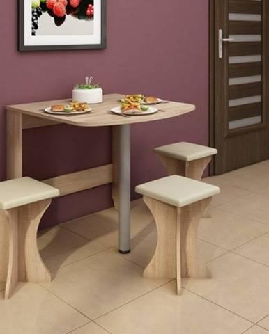 WIP Skladací jedálenský stôl EXPERT 6