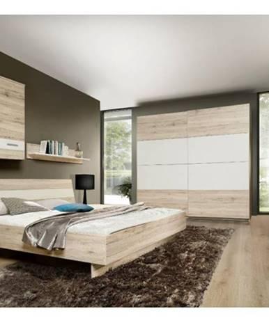 Tempo Kondela Manželská posteľ VALERIA