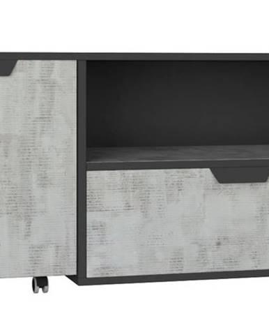 Meblar  TV stolík NANO NA10