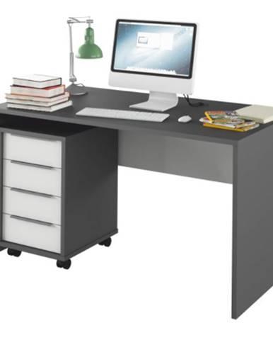 Tempo Kondela Písací stolík Rioma typ 11
