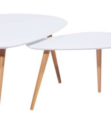 Signal Konferenčný stolík NOLAN B / biely
