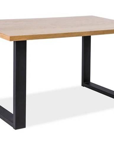 Signal Jedálenský stôl Umberto 150 x 90 / Dubová dýha