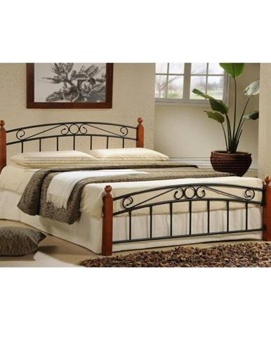 Tempo Kondela Manželská posteľ DOLORES Cyra
