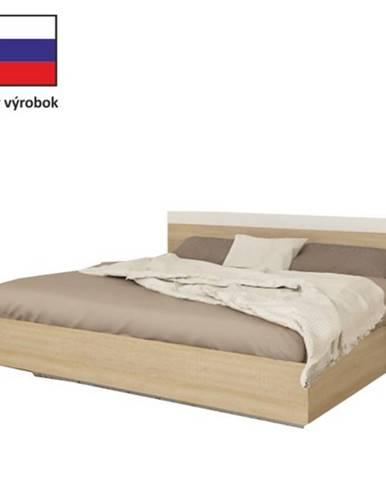 Tempo Kondela Manželská posteľ Gabriela 180