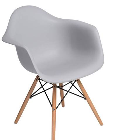 Stolička P018W /inšpirovaná DAR/