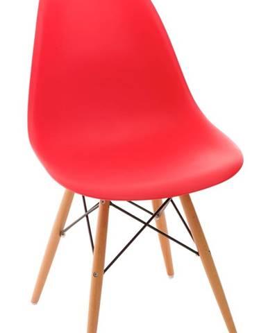 Stolička PC016W PP /inšpirovaná DSW/