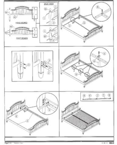 Signal Manželská posteľ LIZBONA / 160