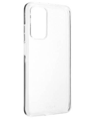 Kryt na mobil Fixed na Xiaomi Mi 10T Pro priehľadný