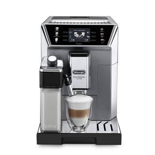 Espresso DeLonghi Ecam 550.85 MS Prima Donna Class strieborn