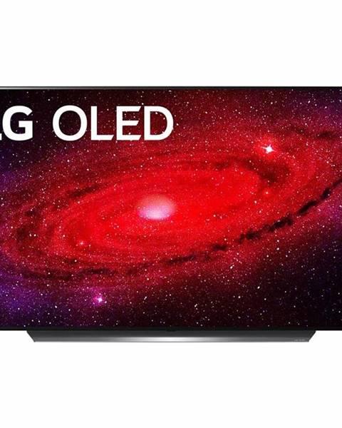 LG Televízor LG Oled65cx strieborn
