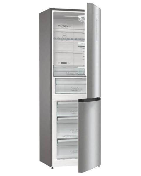 Gorenje Kombinácia chladničky s mrazničkou Gorenje Advanced Nrk6202axl4