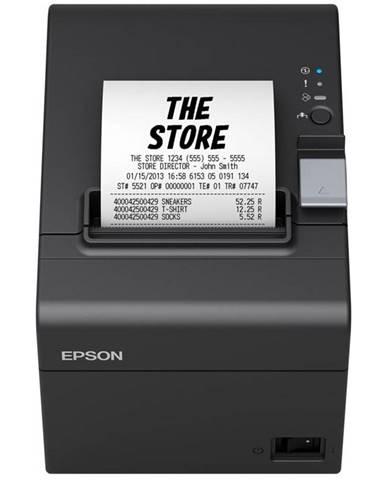 Tlačiareň pokladničná Epson TM-T20iii čierna