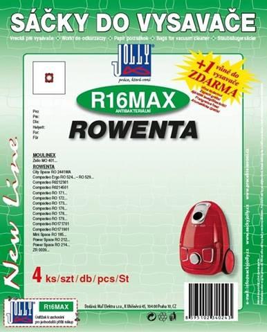 Sáčky pre vysávače Jolly R 16 MAX sáčky Rowenta