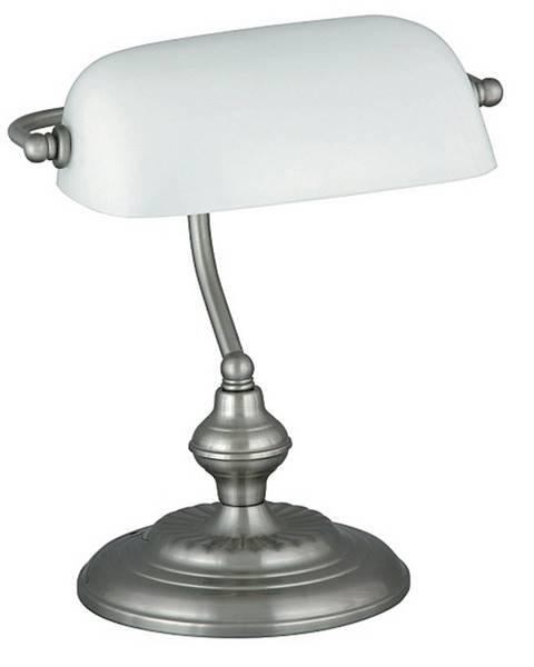 Rabalux Stolná lampa Bank 4037, Rabalux