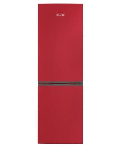 Kombinácia chladničky s mrazničkou Snaige Rf56sm S5rp2g červen