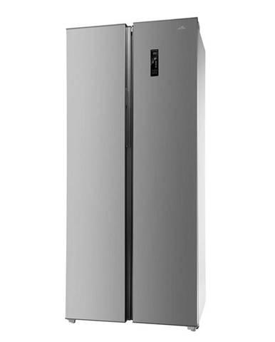 Americká chladnička ETA 154490010F Inoxlook
