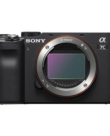 Digitálny fotoaparát Sony Alpha 7C, telo čierny