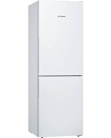Kombinácia chladničky s mrazničkou Bosch Serie   4 Kgv33vwea biela