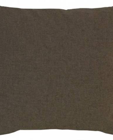 Dekoračný vankúš Clara 60x60 cm, hnědý%