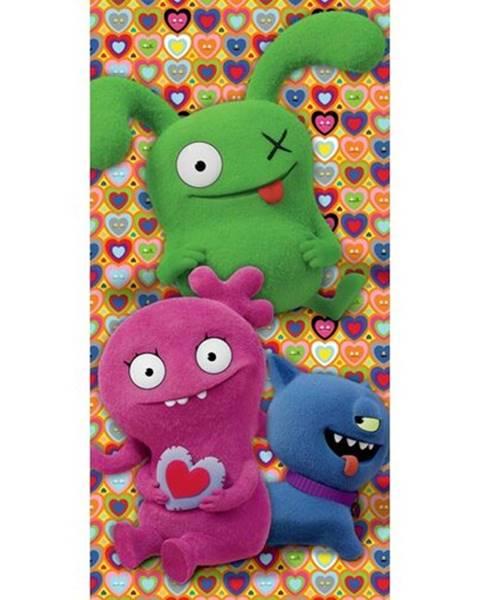 4Home Halantex Osuška Ugly Dools, 70 x 140 cm