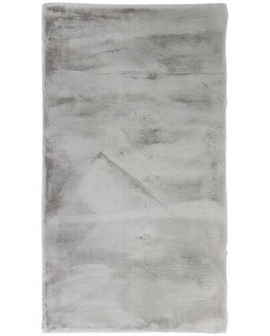 Kúpeľňová predložka Rabbit New grey, 60 x 90 cm