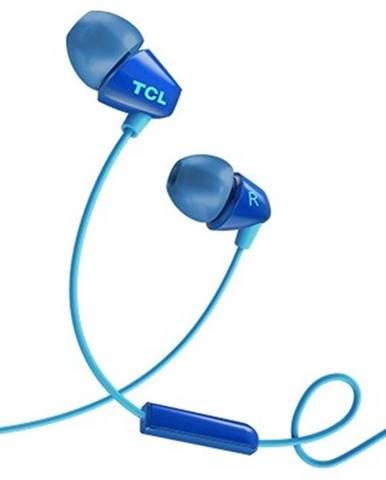 Slúchadlá do uší TCL SOCL100BL, modré