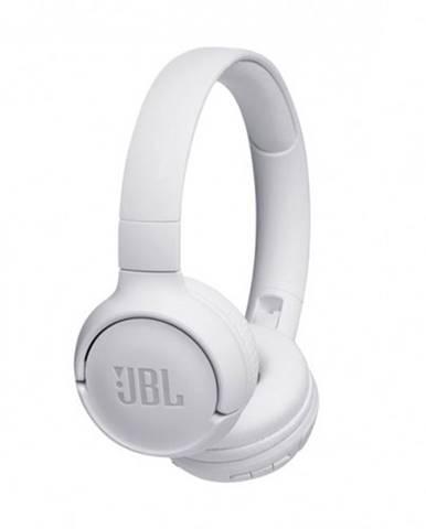 Bezdrôtové slúchadlá JBL Tune 500BT, biele