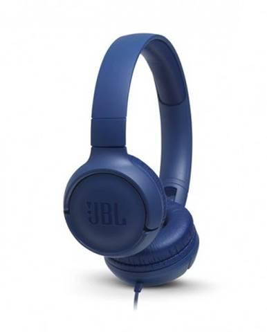Slúchadlá cez hlavu JBL Tune 500, modré