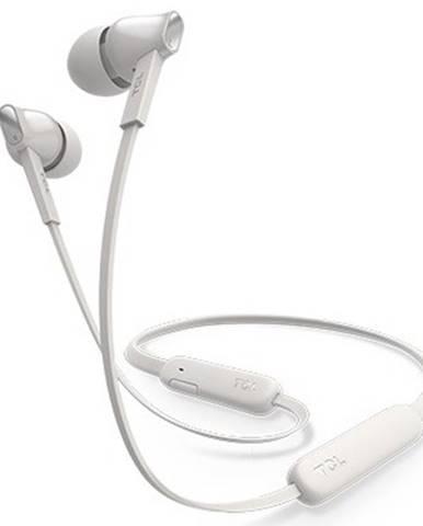 Bezdrôtové slúchadlá TCL MTRO100BT, biele