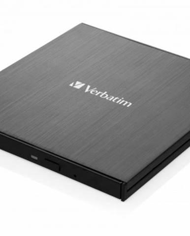 Externá CD/DVD mechanika Verbatim Slimline, 3.1