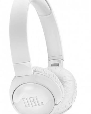 Bezdrôtové slúchadlá JBL Tune 600BTNC, biele