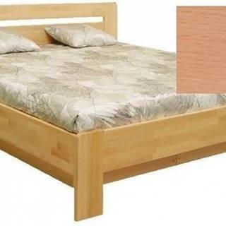 Drevená posteľ Kars 2, 180x200 vr. výkl.roštu a úp, bez matracov