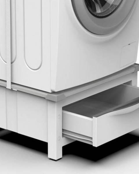 Meliconi Podstavec so zásuvkou pre práčku a sušičku Meliconi M656144