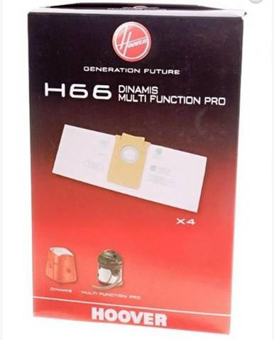 Sáčky pre vysávače Hoover H66