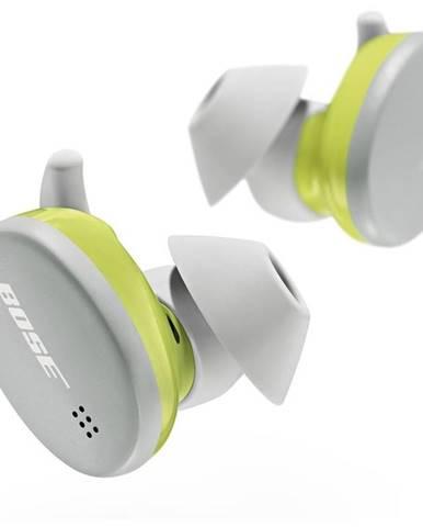 Slúchadlá Bose Sport Earbuds biela