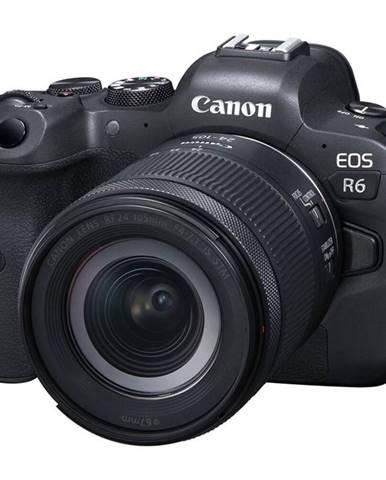 Digitálny fotoaparát Canon EOS R6 + RF 24-105mm f/4-7.1 IS STM