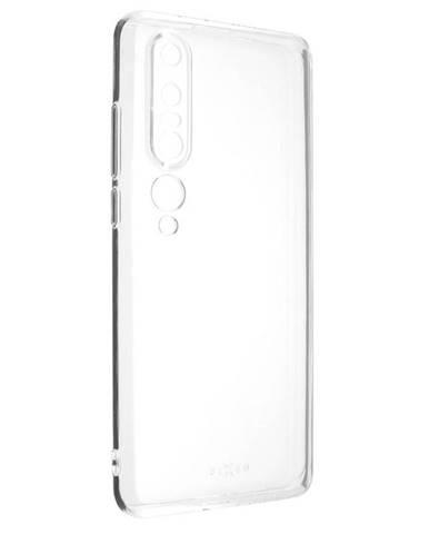 Kryt na mobil Fixed na Xiaomi Mi10 Pro priehľadný