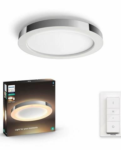 34184/11/P6 Hue Adore SVÍTIDLO STROPNÍ LED 40W 2400lm 2200-6500K IP44, lesk.chrom BT Philips