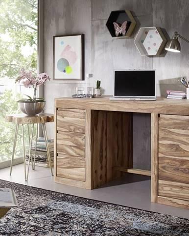 MONTREAL Písací stôl 150x75 cm, palisander
