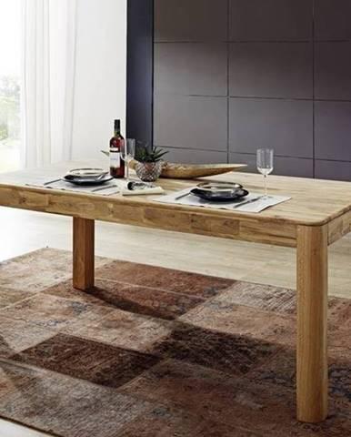 VIENNA Jedálenský stôl 180x90 cm, dub