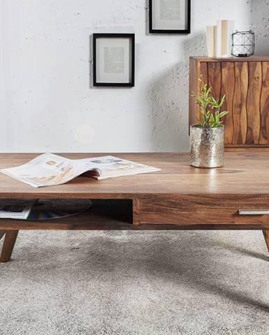 Konferenčný stolík RETRO 100 cm