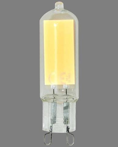 Ziarovka LED POLUX G9 COB 4W 470LM SZKLANY 6500K 310583