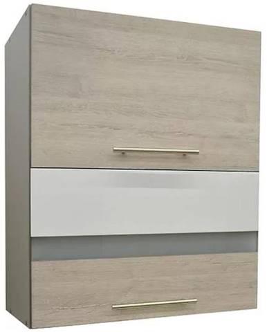 Kuchynská skrinka Mia picard/biela WS60 OKGR F/2 SP