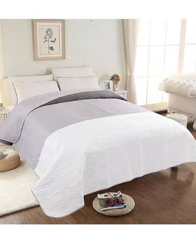 Prikrývka na posteľ Velvet 02 160x200