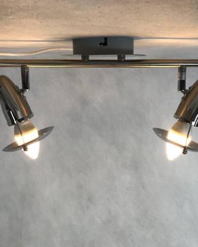 Bodové svietidló R5026D-2S SAT chróm LS2